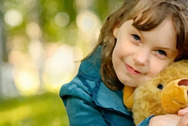Как научить ребенка быть добрым