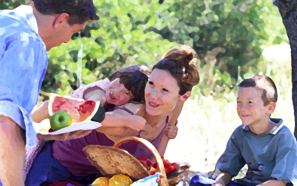 Как организовать семейный отдых без стресса?