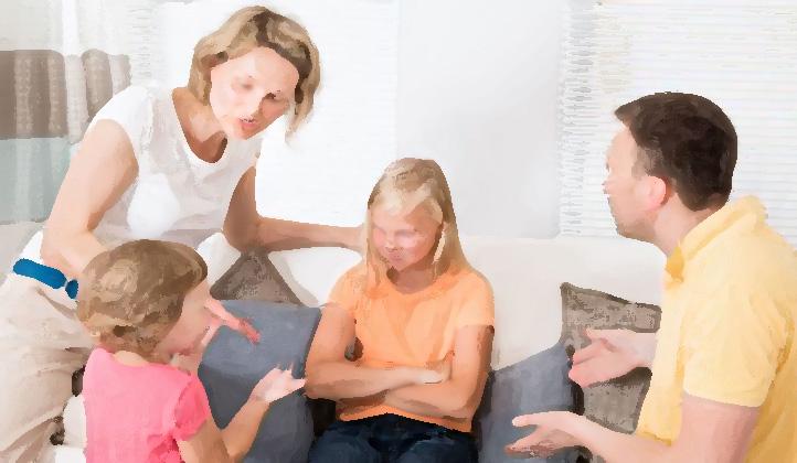 Отстаивание границ личного пространства в детско-родительских отношениях
