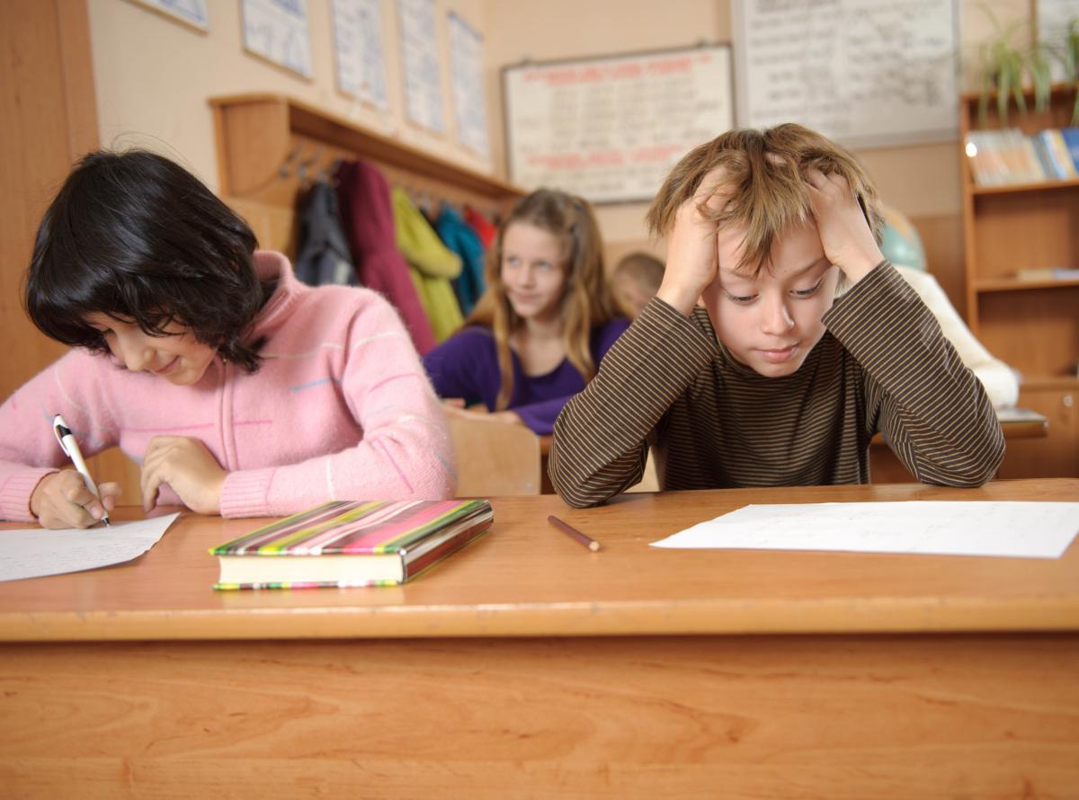Отвечают дети: Как справиться с волнением, отвечая у доски?