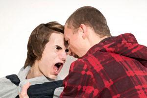 Проблемы агрессивности у подростков и анализ способов профилактики агрессивности у подростков с точки зрения телефонного консультирования