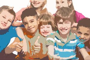 Что делать, если ребёнок постоянно общается только с друзьями?
