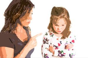 Как справиться с истериками ребенка?